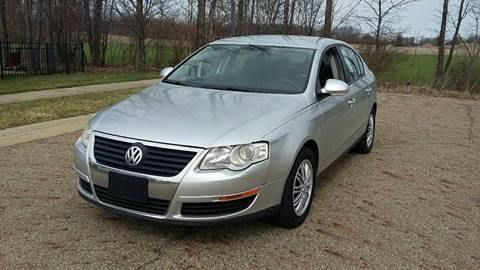 2006 Volkswagen Passat for sale at Five Star Auto Group in North Canton OH