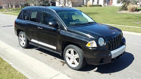 2008 Jeep Compass for sale at Five Star Auto Group in North Canton OH