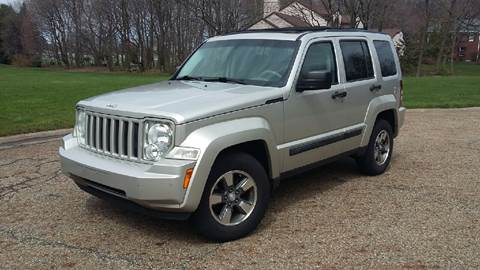 2008 Jeep Liberty for sale at Five Star Auto Group in North Canton OH