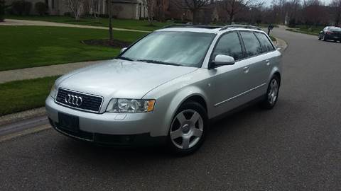 2003 Audi A4 for sale at Five Star Auto Group in North Canton OH