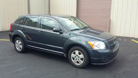 2008 Dodge Caliber for sale at Five Star Auto Group in North Canton OH