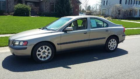 2004 Volvo S60 for sale at Five Star Auto Group in North Canton OH