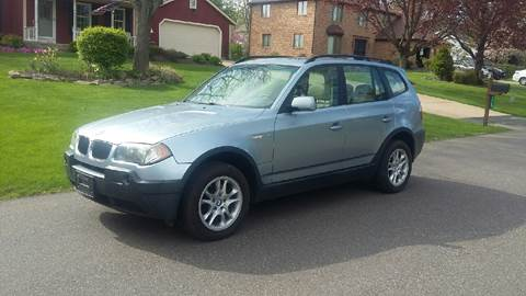 2004 BMW X3 for sale at Five Star Auto Group in North Canton OH