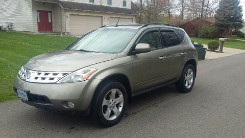 2004 Nissan Murano for sale at Five Star Auto Group in North Canton OH