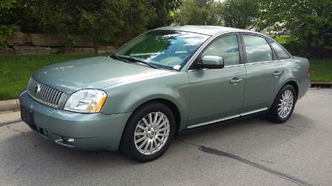 2006 Mercury Montego for sale at Five Star Auto Group in North Canton OH
