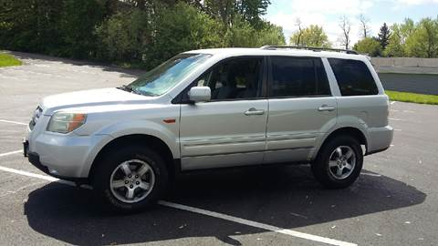 2006 Honda Pilot for sale at Five Star Auto Group in North Canton OH