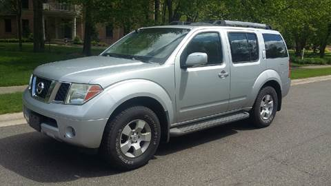 2005 Nissan Pathfinder for sale at Five Star Auto Group in North Canton OH