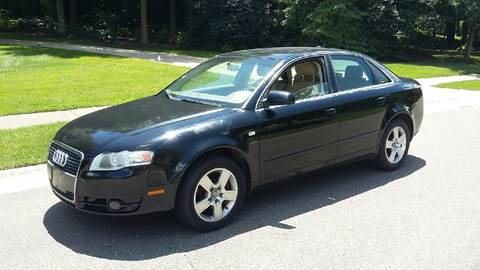 2006 Audi A4 for sale at Five Star Auto Group in North Canton OH