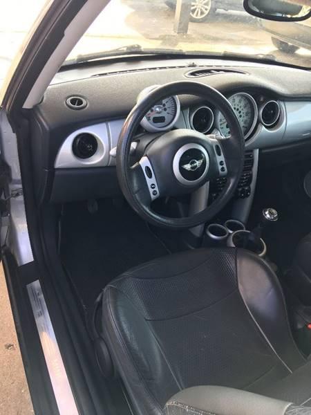 2003 MINI Cooper 2dr Hatchback - Fayetteville AR