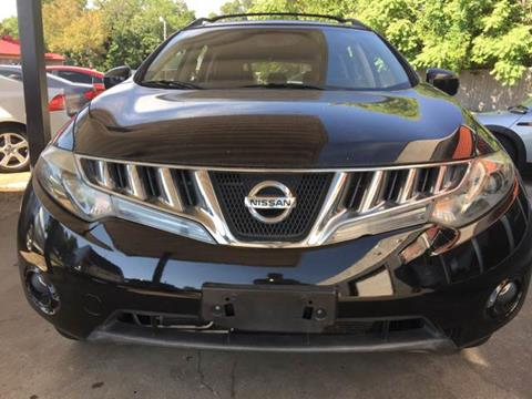 2009 Nissan Murano for sale in Fayetteville, AR