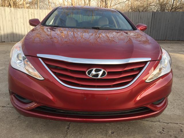 2011 Hyundai Sonata GLS 4dr Sedan - Fayetteville AR