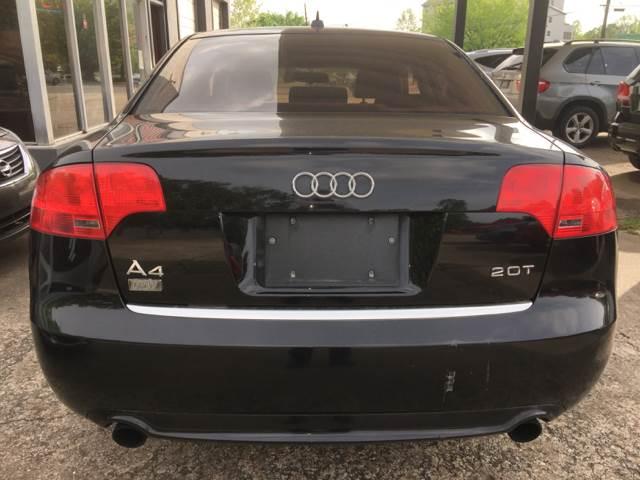 2008 Audi A4 2.0T Special Ed. 4dr Sedan (2L I4 CVT) - Fayetteville AR