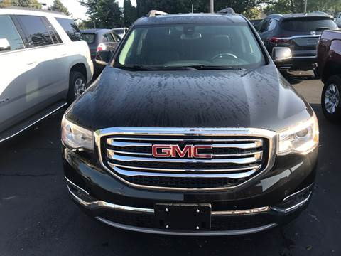 2018 GMC Acadia for sale in Elizabeth, IL