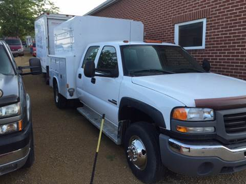 2006 GMC C/K 3500 Series for sale in Elizabeth, IL