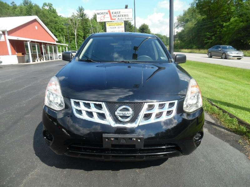2011 Nissan Rogue AWD S 4dr Crossover In Indiana PA  North East