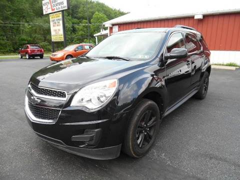 2011 Chevrolet Equinox for sale in Indiana, PA