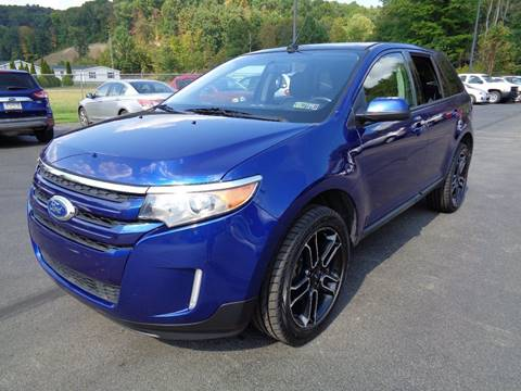 2013 Ford Edge for sale in Indiana, PA