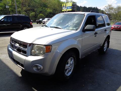 2009 Ford Escape for sale in Indiana, PA