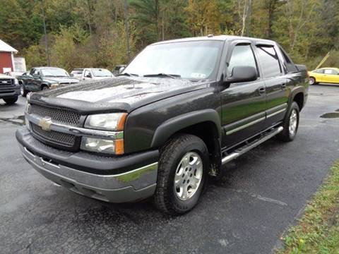 2005 Chevrolet Avalanche for sale in Indiana, PA