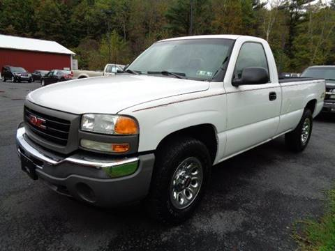 2006 GMC Sierra 1500 for sale in Indiana, PA