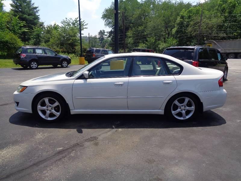 2008 Subaru Legacy Awd 25i Limited 4dr Sedan 4a In Indiana Pa