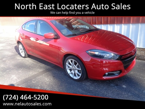 Indiana Pa Car Dealerships >> Dodge Dart For Sale In Indiana Pa North East Locaters