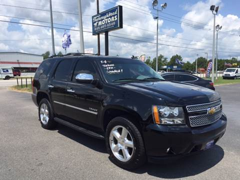 2014 Chevy Tahoe For Sale >> Chevrolet Tahoe For Sale In Florence Sc Carsforsale Com