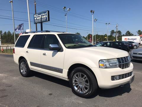 2007 Lincoln Navigator for sale in Florence, SC