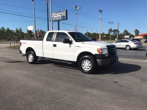2012 Ford F-150 for sale in Florence, SC