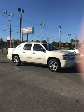 2012 Chevrolet Avalanche for sale in Florence, SC