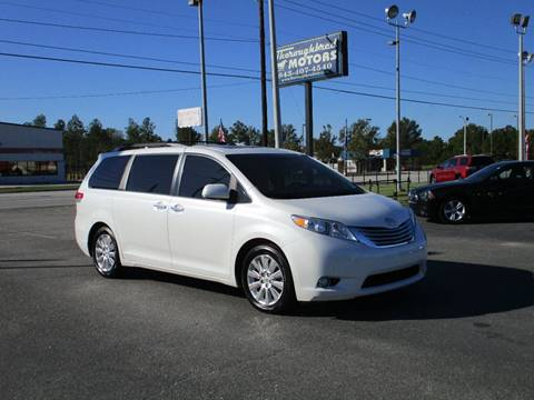 2011 Toyota Sienna for sale in Florence, SC