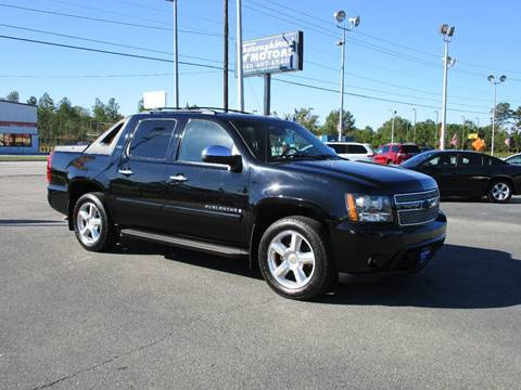 2008 Chevrolet Avalanche for sale in Florence, SC