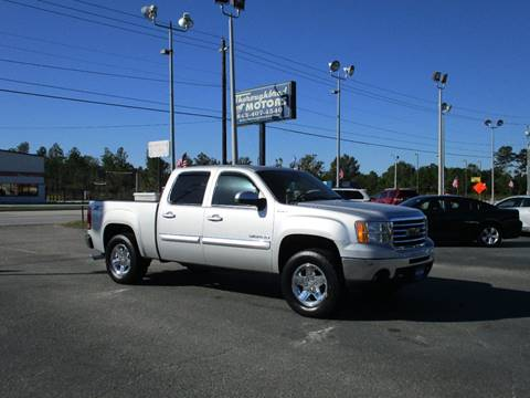 2011 GMC Sierra 1500 for sale in Florence, SC