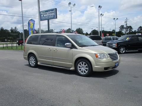 Chrysler town and country for sale in florence sc for Thoroughbred motors florence sc