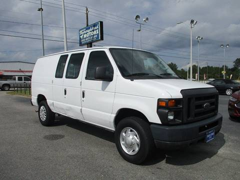 5ae16c853b 2011 Ford E-Series Cargo for sale in Florence
