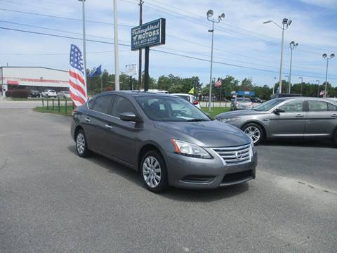 2015 Nissan Sentra for sale in Florence, SC