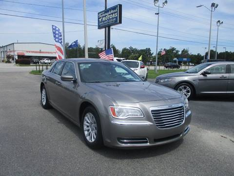 2014 Chrysler 300 for sale in Florence, SC