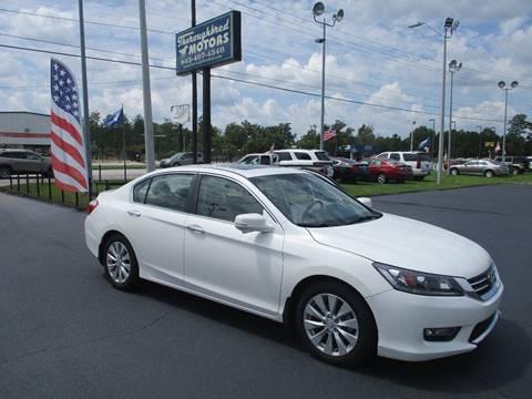 Honda For Sale in Florence, SC - Thoroughbred Motors LLC