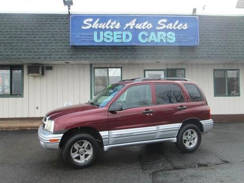 2002 Chevrolet Tracker for sale in Crystal Lake, IL