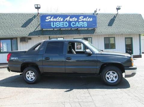 2004 Chevrolet Avalanche for sale in Crystal Lake, IL