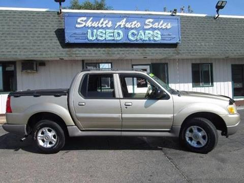 2003 Ford Explorer Sport Trac for sale in Crystal Lake, IL