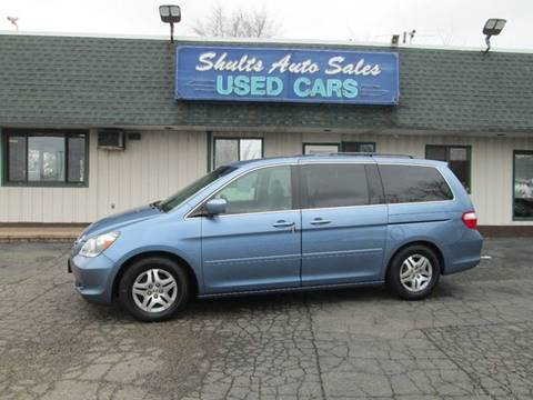 2006 honda odyssey for sale in illinois for 6167 motors crystal city mo