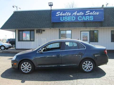 2010 Volkswagen Jetta for sale at SHULTS AUTO SALES INC. in Crystal Lake IL