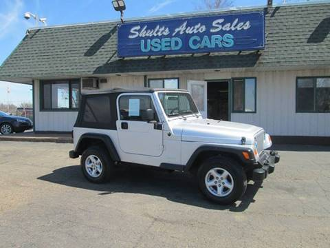2005 Jeep Wrangler for sale in Crystal Lake, IL
