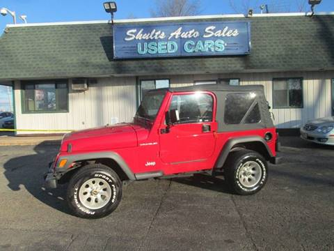 2000 Jeep Wrangler for sale in Crystal Lake, IL