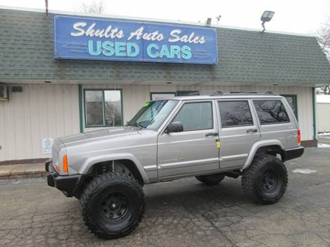 2001 Jeep Cherokee for sale in Crystal Lake, IL