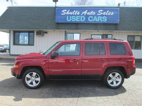 2012 Jeep Patriot for sale in Crystal Lake, IL