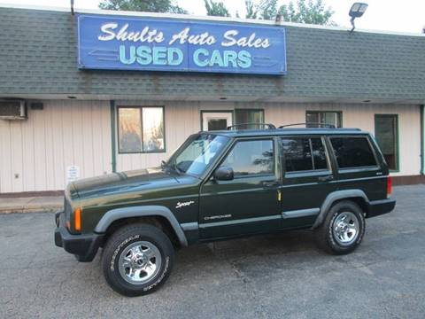 1998 Jeep Cherokee for sale in Crystal Lake, IL