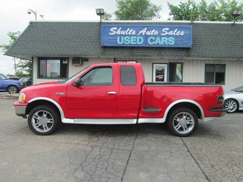 1997 Ford F-150 for sale in Crystal Lake, IL