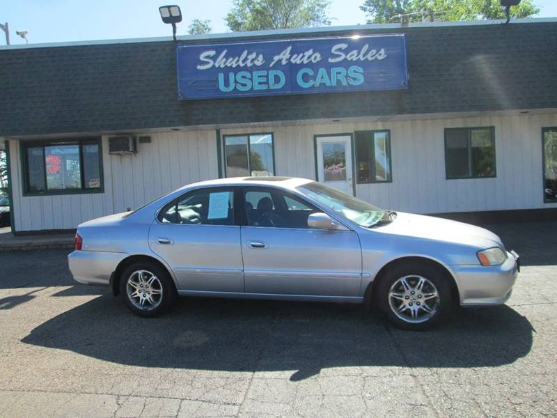 2001 Acura Tl 3 2 >> 2001 Acura Tl 3 2 4dr Sedan In Crystal Lake Il Shults Auto Sales Inc